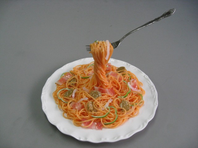 食品サンプルの体験に行ってみたい~。